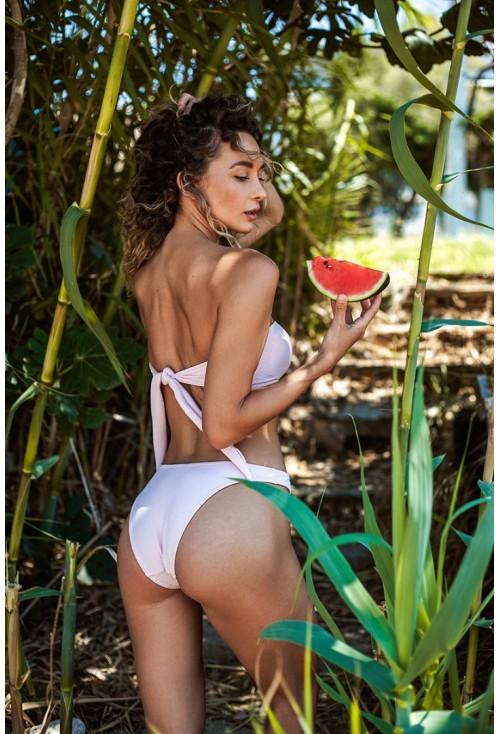 Μπικίνι Στράπλες Nude